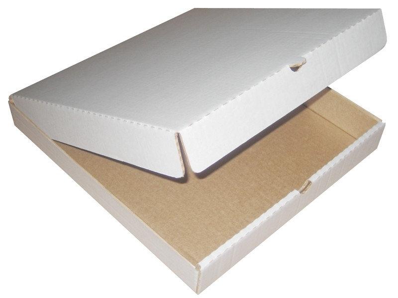 Картонные коробки Коробка под пиццу 355х355х48, шт