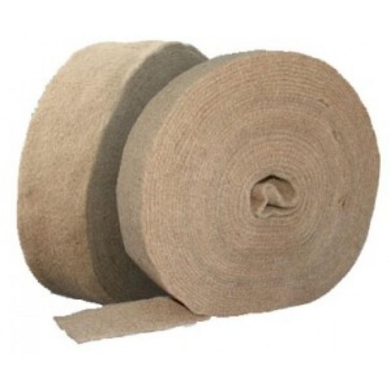 Сопутствующие товары Утеплитель льноватин ш. 15 см, толщ. 4 мм, (20 пог. м), шт