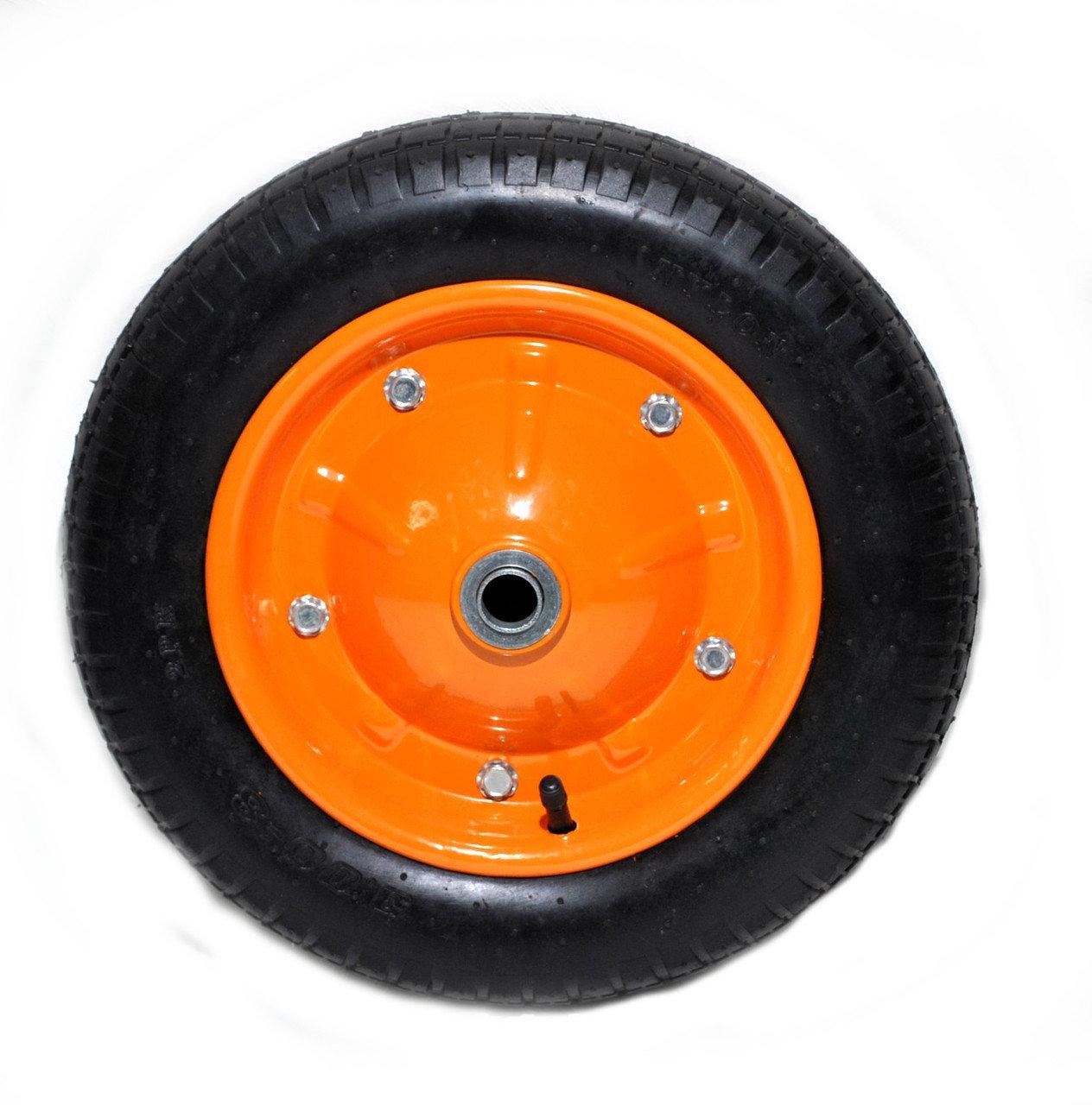 Техника для склада Колесо рулевое для гидравл. тележки резина 180*50*50, шт