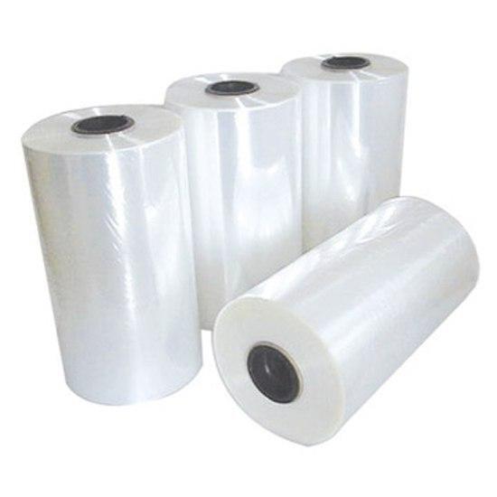 Стрейч пленка для машинной упаковки Стретч-плёнка (маш.) 500 мм. 17 мкм. (нетто 16 кг) ЭКО, рул