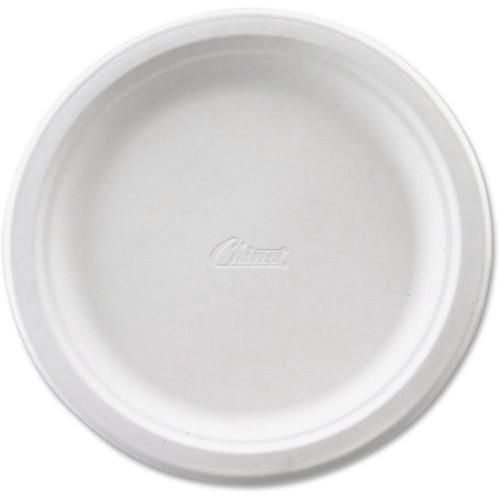 Одноразовые тарелки Тарелка бумажная LP18 /50/, шт